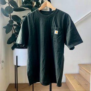 Men's Carhartt durable pocket front t-shirt